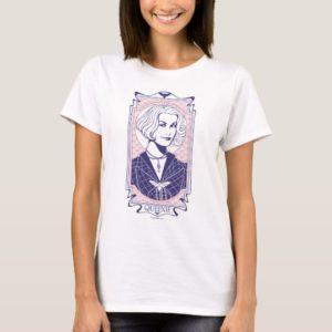 QUEENIE GOLDSTEIN™ Illustration T-Shirt
