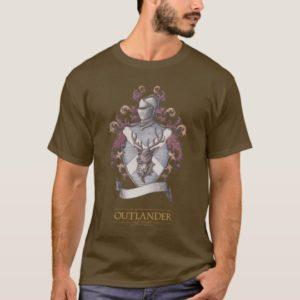 Outlander | The MacKenzie Crest T-Shirt