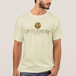 Outlander   Outlander Title & Crest T-Shirt