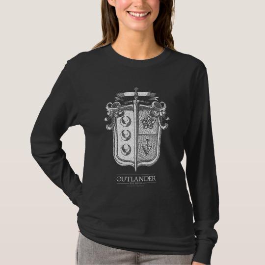 Outlander | The Fraser Crest T-Shirt