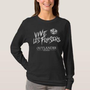Outlander | Vive Les Frasers T-Shirt