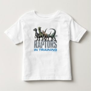 Jurassic World   Raptors in Training Toddler T-shirt