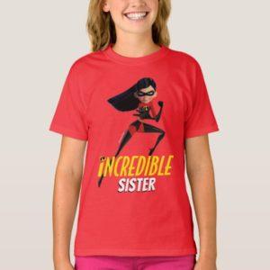 The Incredibles 2 | Incredible Sister T-Shirt