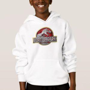 Jurassic Park | Metal Logo Hoodie