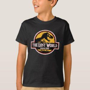 Jurassic Park The Lost World Logo T-Shirt