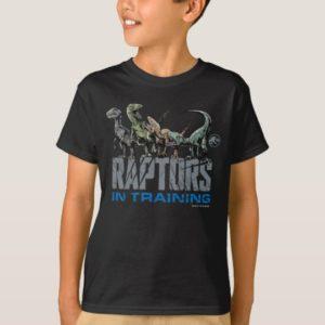 Jurassic World   Raptors in Training T-Shirt