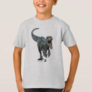 Jurassic World | Blue - Nature's Got Teeth T-Shirt
