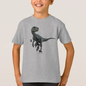 Jurassic World | Blue T-Shirt