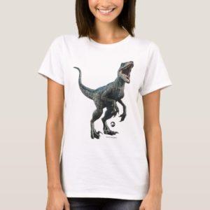 Jurassic World | Blue - Nature Unleashed T-Shirt