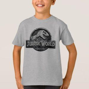 Jurassic World Logo T-Shirt