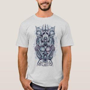 Aquaman | King Orm of Atlantis Graphic T-Shirt
