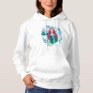 Aquaman | Xebel Princess Mera Hexagonal Graphic Hoodie
