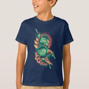 Aquaman | Xebel King Nereus Graphic T-Shirt