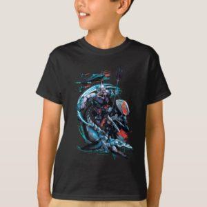 Aquaman | Orm, Black Manta, Tylosaur, & Ships T-Shirt