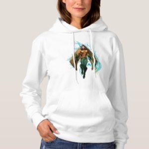 Aquaman | Prince Orin With Aquaman Logo Hoodie