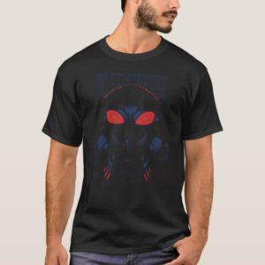 Aquaman | Black Manta Shadowy Graphic T-Shirt