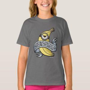 Despicable Me | Minion Bad to the Banana T-Shirt