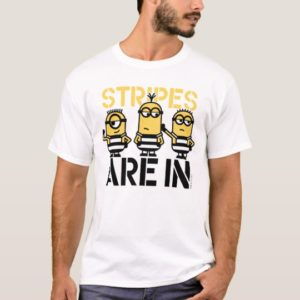 Despicable Me | Minions Stripes are In T-Shirt