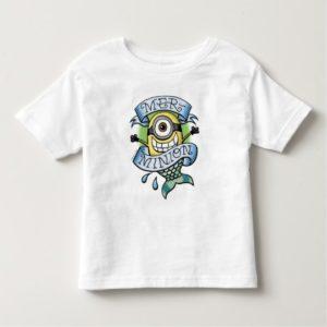 Despicable Me   Mer Minion Stuart Toddler T-shirt