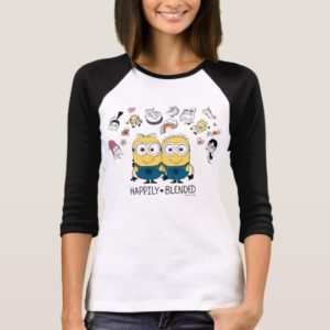 Despicable Me | Minions Happily Blended T-Shirt