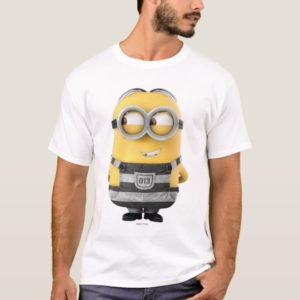 Despicable Me   Minion Dave in Jail T-Shirt