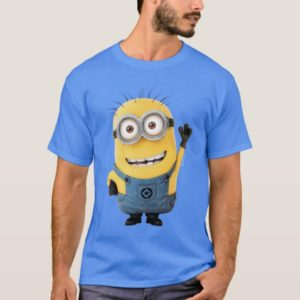 Despicable Me   Minion Tom Waving T-Shirt