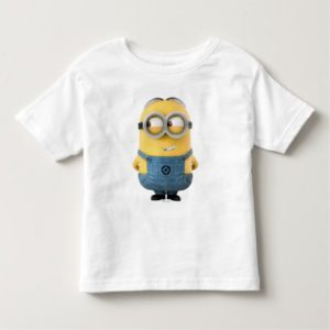 Despicable Me | Minion Dave Smiling Toddler T-shirt