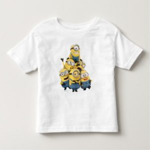 Despicable Me | Pyramid of Minions Toddler T-shirt