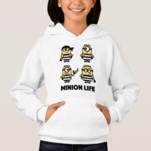 Despicable Me | Minion Life in Jail Hoodie