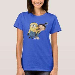 Despicable Me | Minion Stuart & Agnes T-Shirt