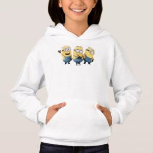 Despicable Me | Minions Group Hoodie