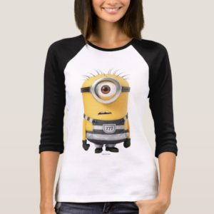 Despicable Me | Minion Carl in Jail T-Shirt