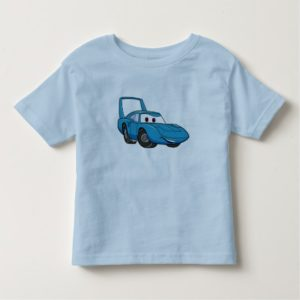 Cars The King smiling Disney Toddler T-shirt