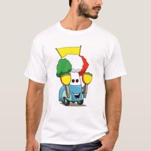 Cars' Guido Team Ferrari Gear Disney T-Shirt