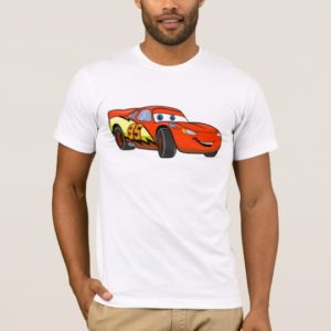 Cars Lightning McQueen Smiling Disney T-Shirt