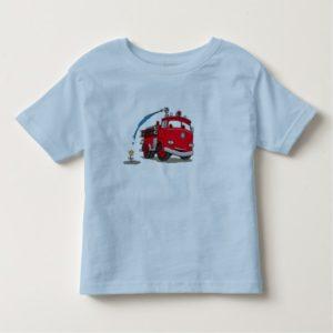 Cars Red Disney Toddler T-shirt