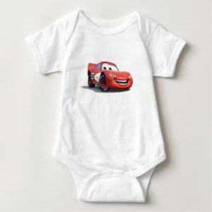 Cars Lightning McQueen Disney Baby Bodysuit