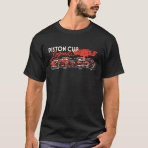 Cars 3   Piston Cup Legends 2 T-Shirt