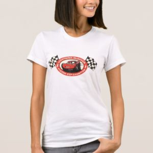Cars 3   Lightning McQueen - Piston Cup Chamion T-Shirt
