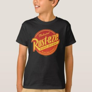 Cars 3   Rust-eze Logo T-Shirt
