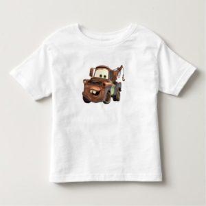 Mater 6 toddler t-shirt