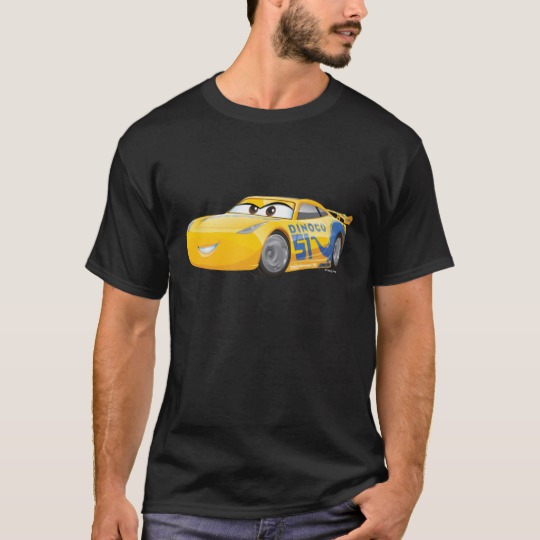 Cars 3 Cruz Ramirez T Shirt Custom Fan Art