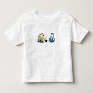 Disney Cars Guido and Luigi Toddler T-shirt