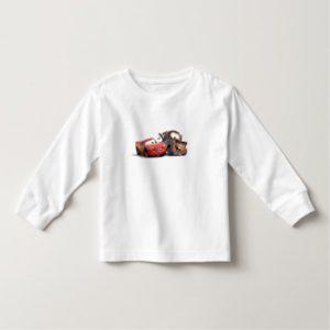Lightning McQueen and Tow Mater Disney Toddler T-shirt