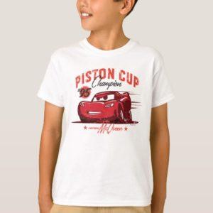 Cars 3   Lightning McQueen - #95 Piston Cup Champ T-Shirt