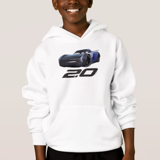 Cars 3 Jackson Storm Storm 2 0 Hoodie Custom Fan Art