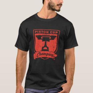 Cars 3 | Piston Cup Champion T-Shirt
