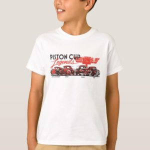 Cars 3 | Piston Cup Legends T-Shirt