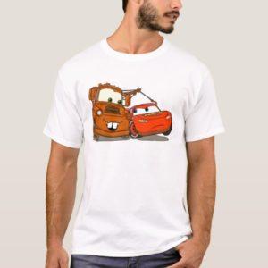 Cars Lightning McQueen and Mater Disney T-Shirt