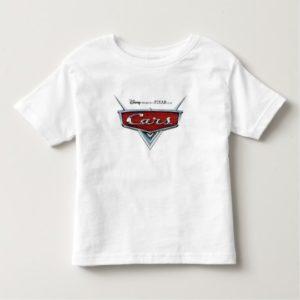 Cars Official Movie Logo Disney Toddler T-shirt